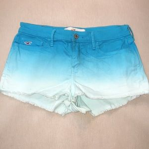Super cool Hollister Jean shorts
